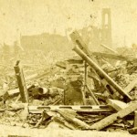 Field, Leiter & Co. after the 1871 Fire
