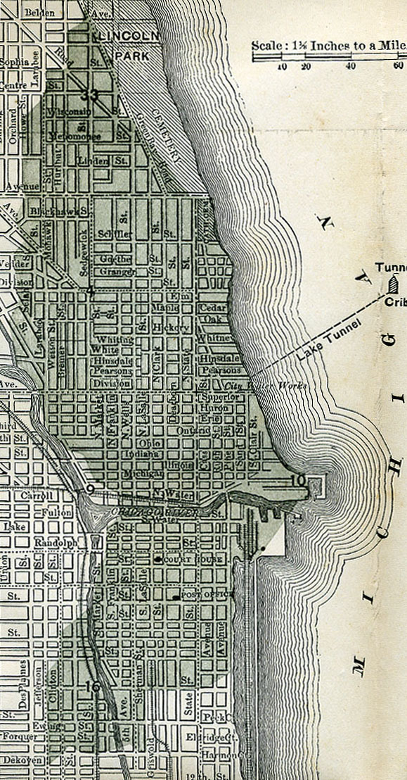 The Great Chicago Fire Knocked the Loop for a Loop | Chicago ...