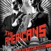 Cover art for The Americans season 1 DVD
