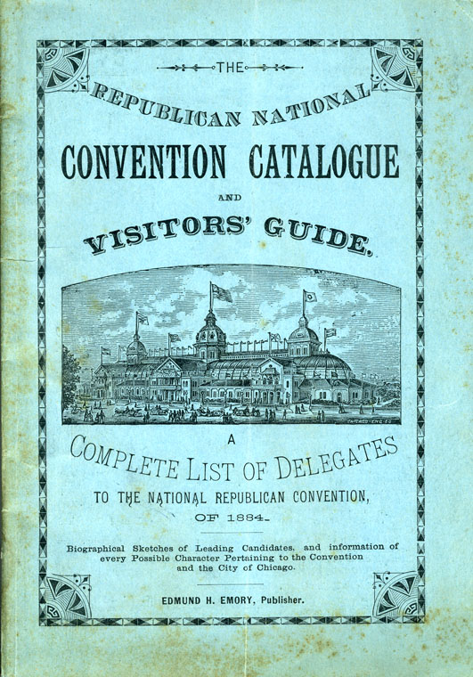 a role of chicago convention A united states presidential nominating convention is a  midwestern cities such as chicago  conventions were often heated affairs, playing a vital role.