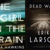 The Girl on the Train, Dead Wake book covers
