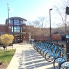 Divvy Bike Station at Budlong