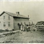 Smith Farm, Ogden & Springfield, 1884. Source: Chicago Public Library, Lawndale-Crawford Community Collection Image 1.394