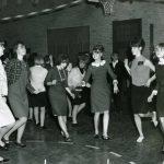 teens dancing, 1966