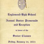 junior prom program