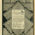 Handkerchiefs sold by Siegel Cooper & Co., through its 1900 catalog. Source: Trade Catalog Collection, Special Collections